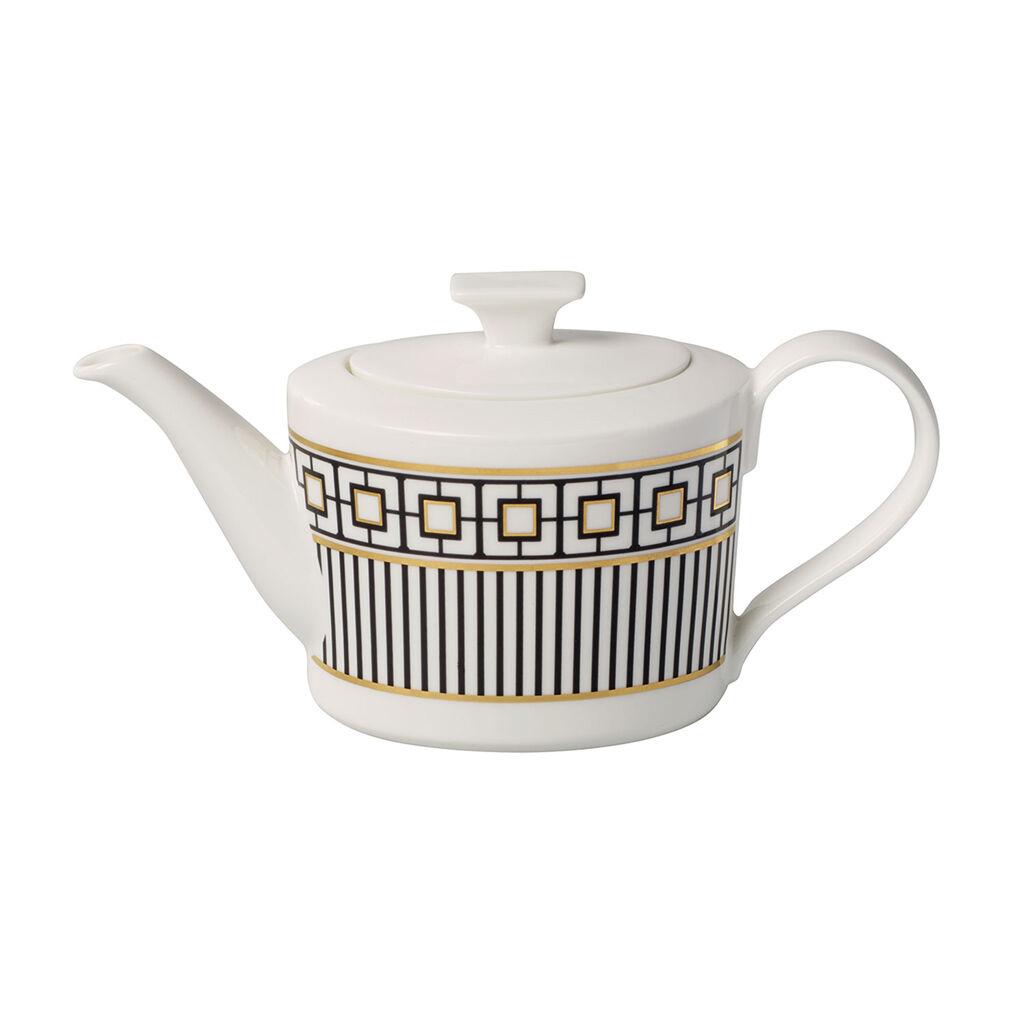 빌레로이 앤 보흐 '메트로 시크' 커피/티팟 Villeroy & Boch MetroChic Coffee/Tea Pot 40.5 oz