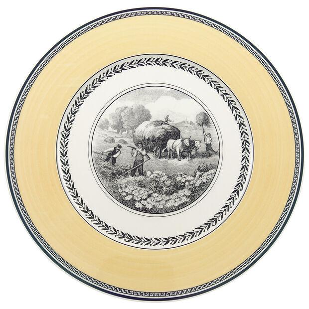 Audun Ferme Buffet Plate 12 in, , large