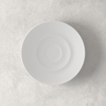 NEO White Coffee Cup Saucer