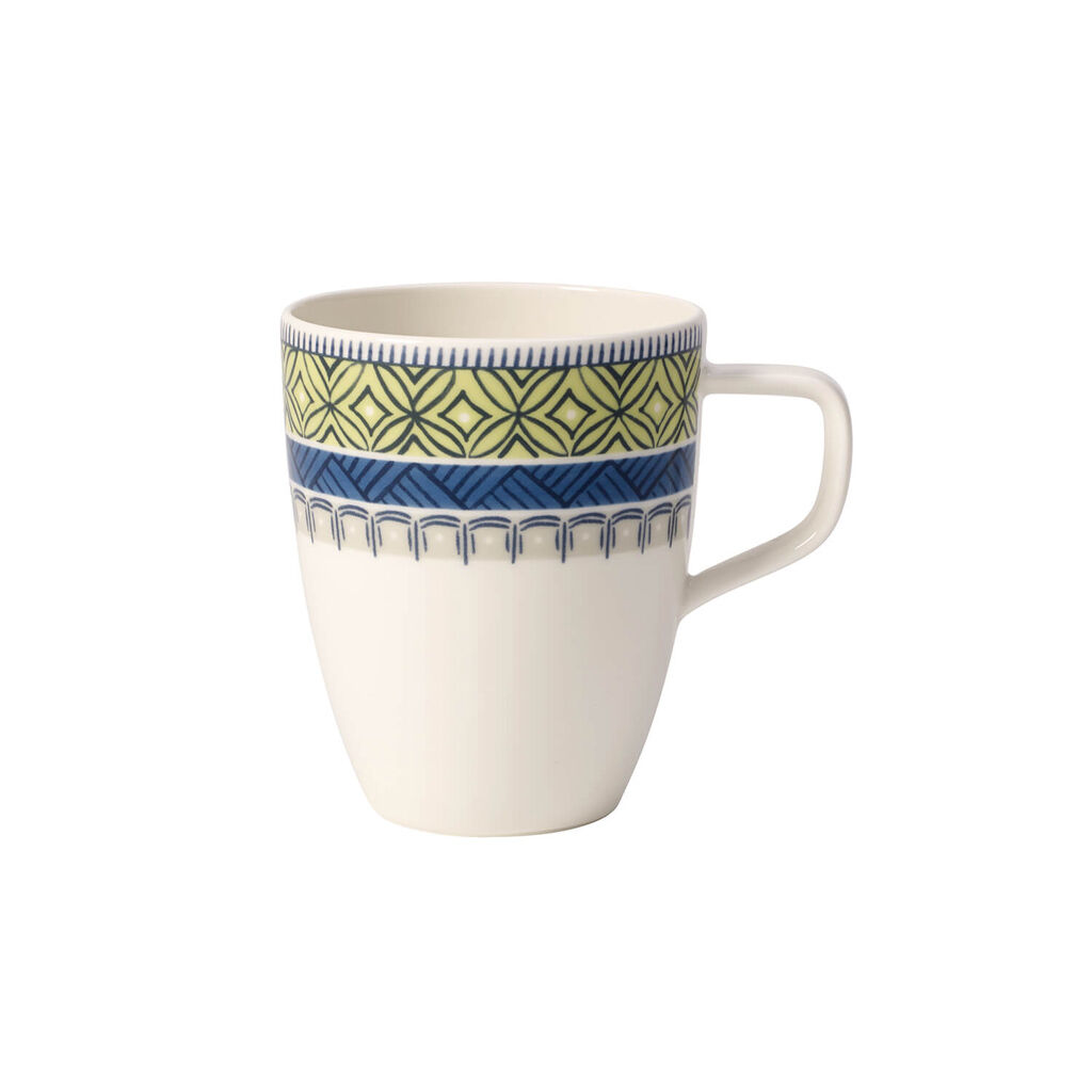 빌레로이 앤 보흐 카살레 블루 머그 Villeroy & Boch Casale Blue Alda Mug 12.75 oz