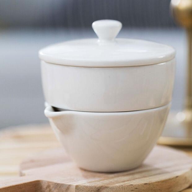 Tea Passion Sugar bowl/creamer 0,13l/0,11l, , large