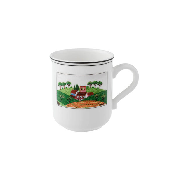 Design Naif Mug #5 - Farmland, , large