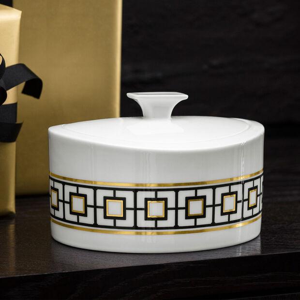 MetroChic Gifts Porcelain Box, , large