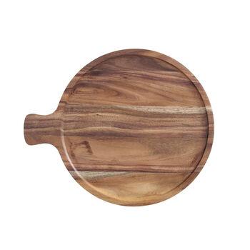 Artesano Original Acacia Antipasti Round Plate