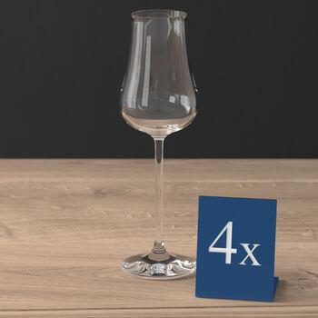 Purismo Grappa Glass, Set of 4