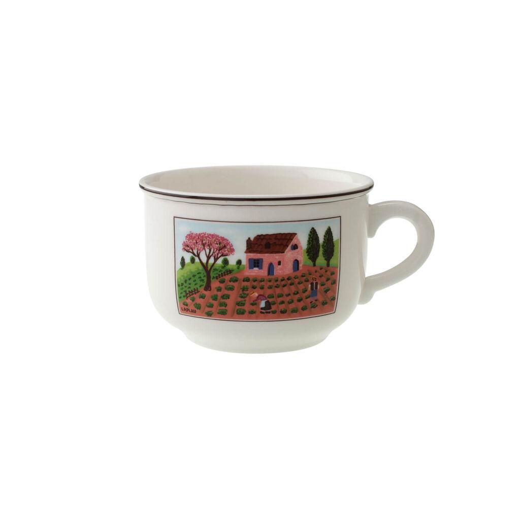 빌레로이 앤 보흐 디자인 나이프 라지 컵 Villeroy&Boch Design Naif Large Cup 14 oz