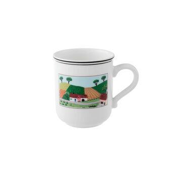 Design Naif Mug #6 - Countryside