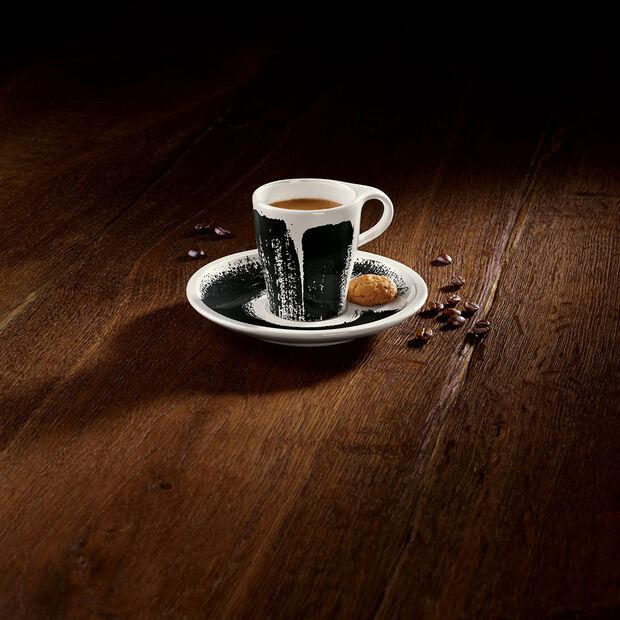 Coffee Passion Awake Espresso Cup & Saucer Set, , large