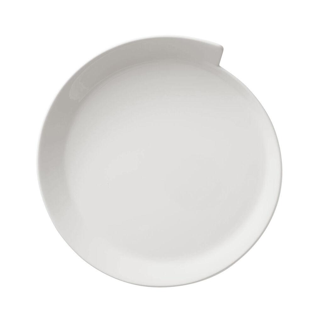 빌레로이 앤 보흐 뉴웨이브 라운드 샐러드 그릇 Villeroy & Boch New Wave Round Salad Plate 9 3/4 in