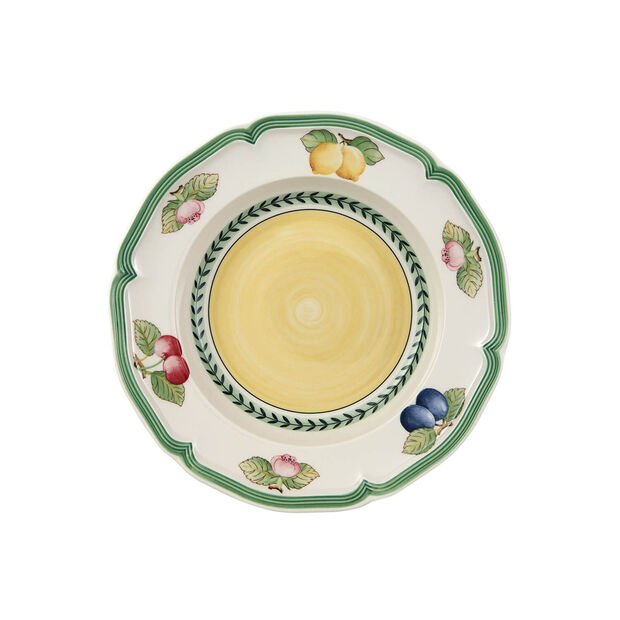 French Garden Fleurence Rim Soup, , large