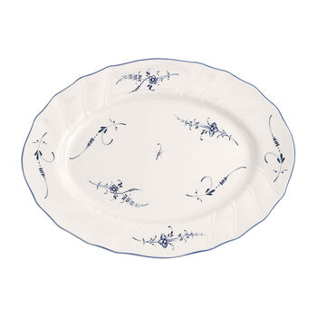 Old Luxembourg Oval Platter, Small