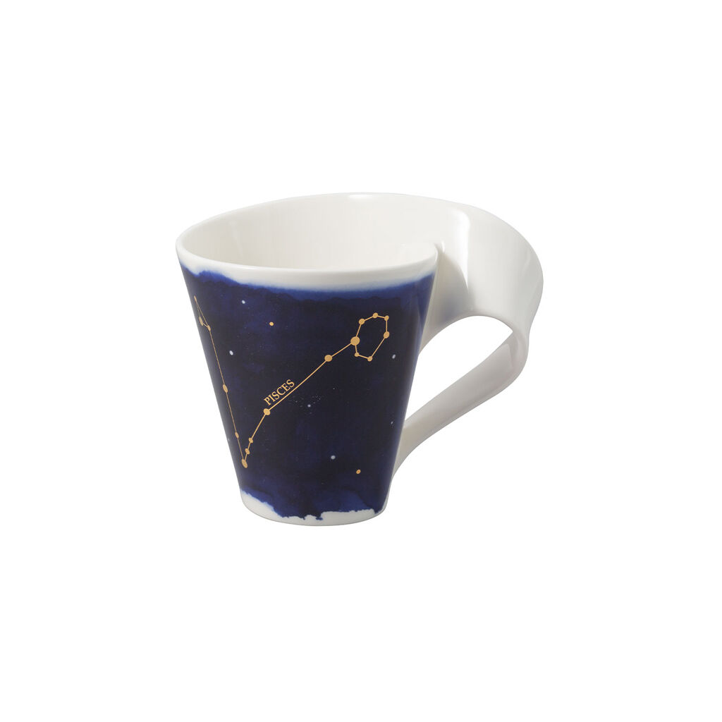 [NEW] 빌레로이 앤 보흐 뉴웨이브 스타 '물고기자리' 머그 Villeroy&Boch New Wave Stars Mug Pisces