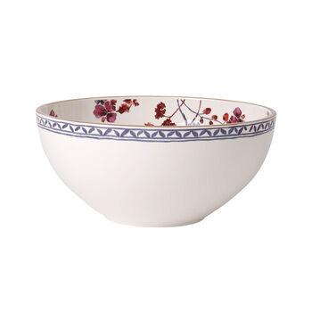 Artesano Provençal Lavender Round Vegetable Bowl, Large