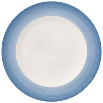 Colorful Life Winter Sky Dinner Plate
