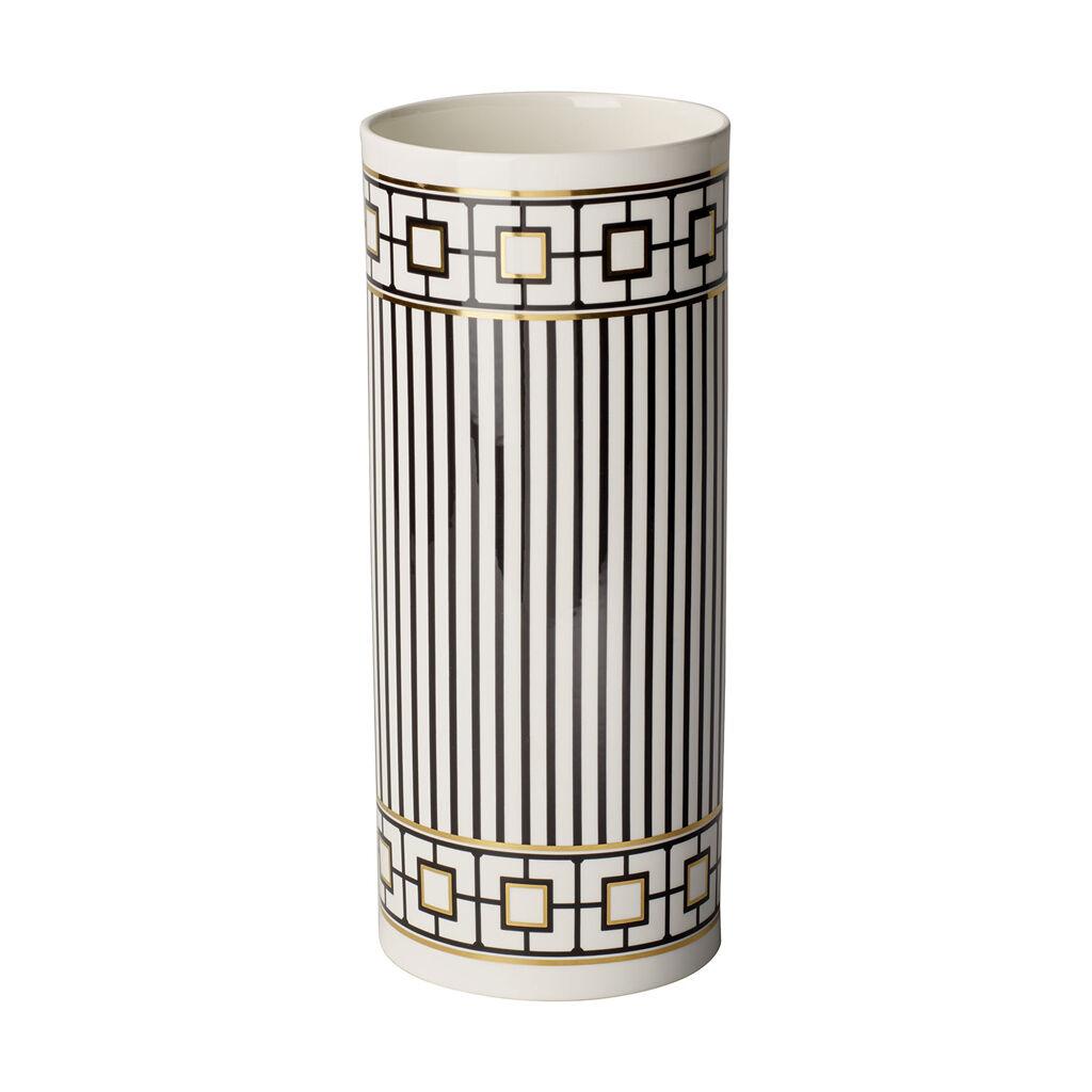 빌레로이 앤 보흐 '메트로 시크' 기프트 화병 톨 Villeroy & Boch MetroChic Gifts Tall Vase 11.75 in