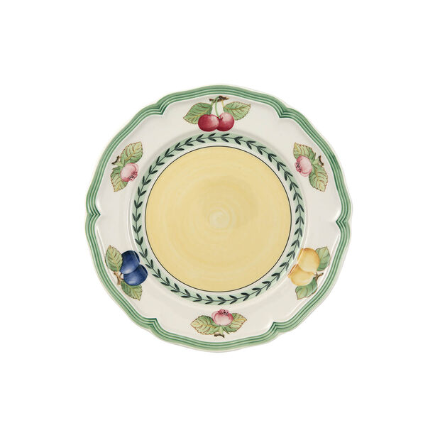 French Garden Fleurence Salad Plate, , large