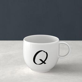 Letters Mug: Q