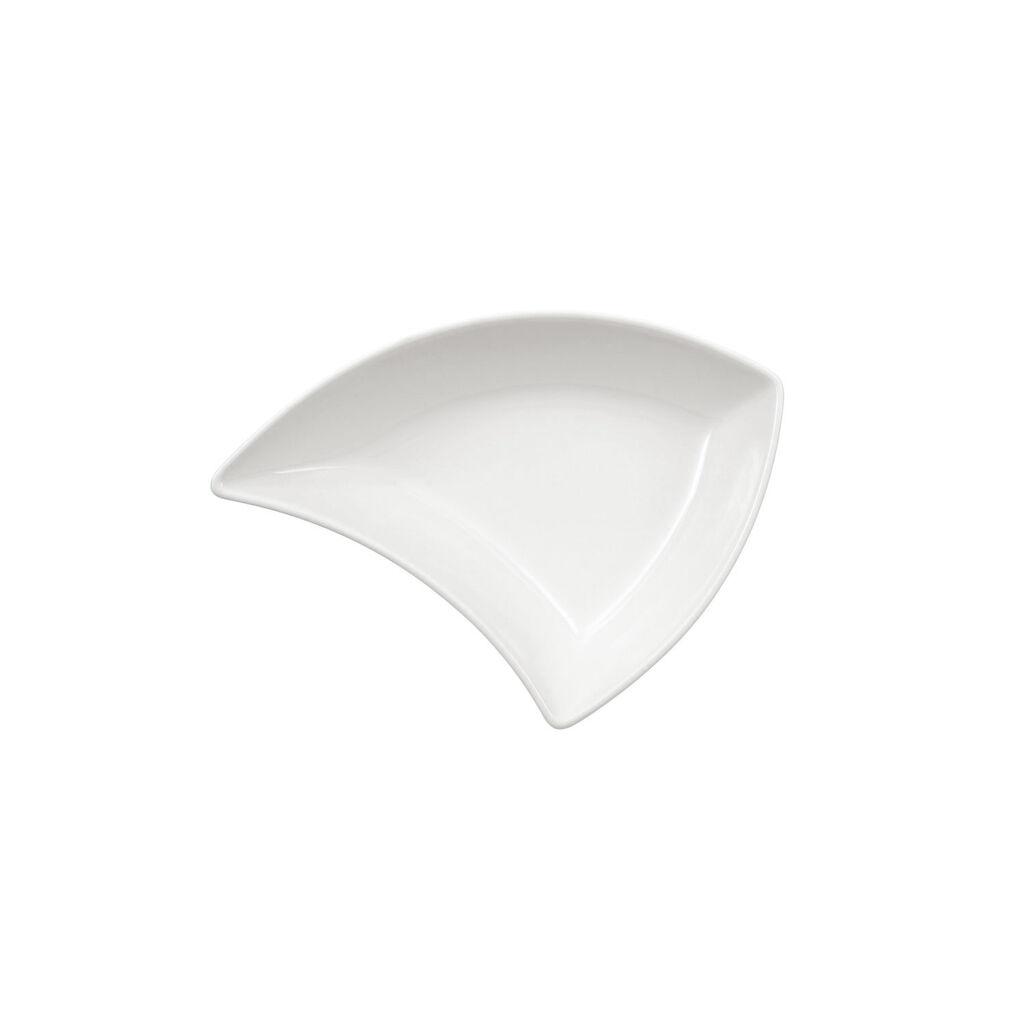 빌레로이 앤 보흐 뉴웨이브 에피타이저 그릇 Villeroy & Boch New Wave Triangle Appetizer Plate 5 1/2 x 6 in