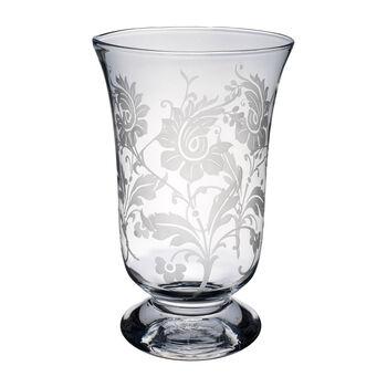 Helium Flowers Vase/Hurricane, Large