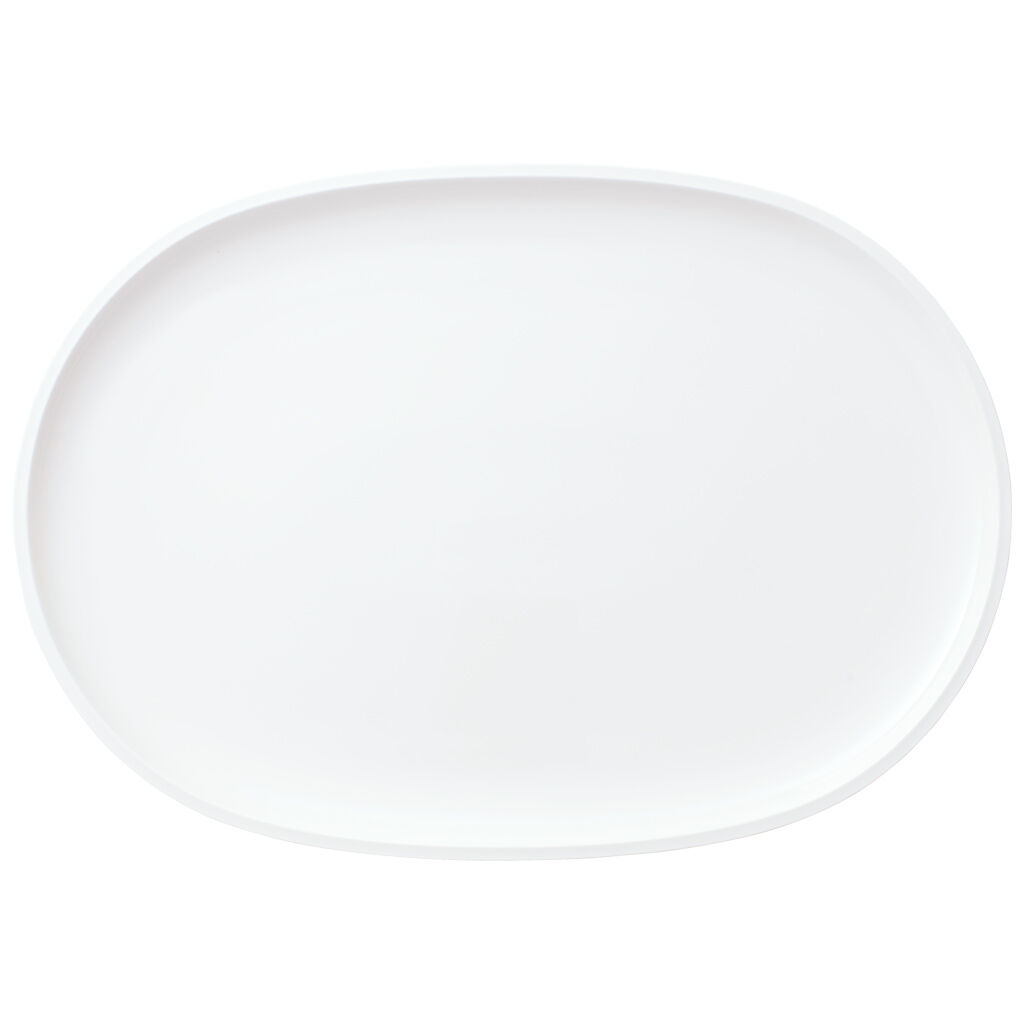 빌레로이 앤 보흐 아르테사노 오발 피쉬 플레이트 Villeroy & Boch Artesano Original Oval Fish Plate 17 in