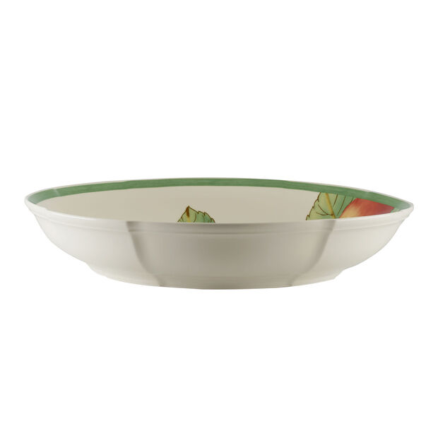 French Garden Modern Fruits Centerpiece Bowl, , large