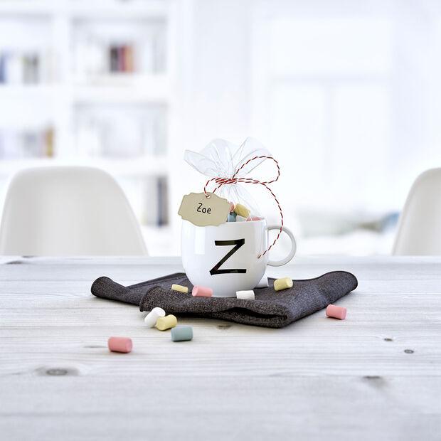 Letters Mug: Z, , large