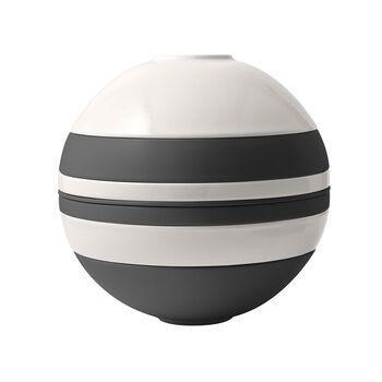 La Boule, White & Black