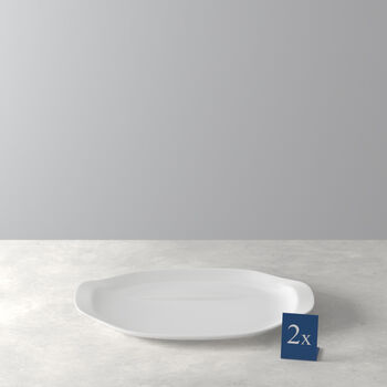 BBQ Passion Barbecue Plate, Set of 2