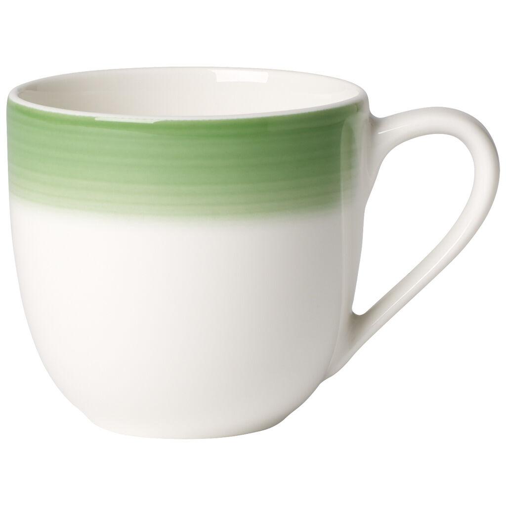 빌레로이 앤 보흐 컬러풀 라이프 에스프레소잔 Villeroy & Boch Colorful Life Green Apple Espresso Cup 3.25 oz