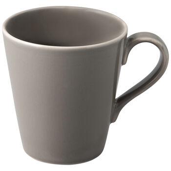 Organic Taupe Mug