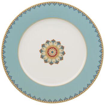 Classic Buffet Plate: Aquamarine