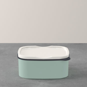 To Go & To Stay Lunch Box: Mineral, Small Rectangular