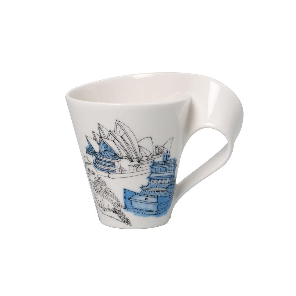빌레로이 앤 보흐 시티 머그 - 신드니 Villeroy & Boch Cities of the World Mug : Sydney 10.1 oz