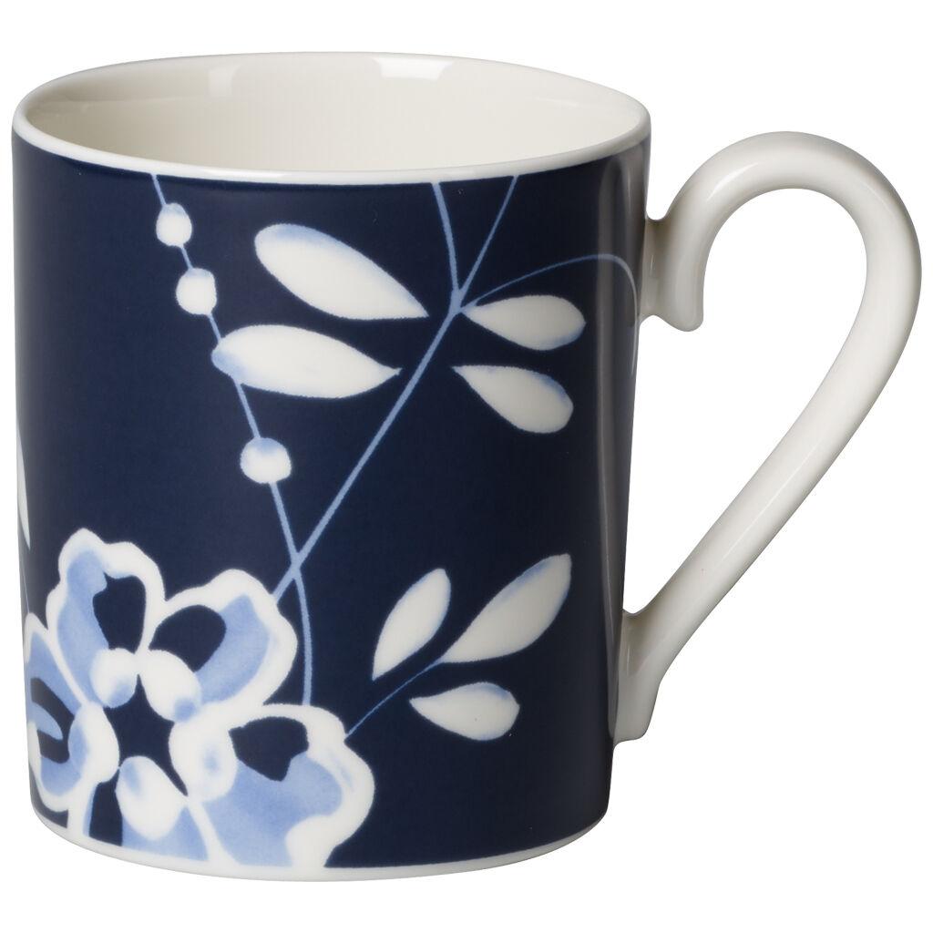 빌레로이 앤 보흐 올드 룩셈부르크 머그 Villeroy & Boch Old Luxembourg Brindille Mug : Blue