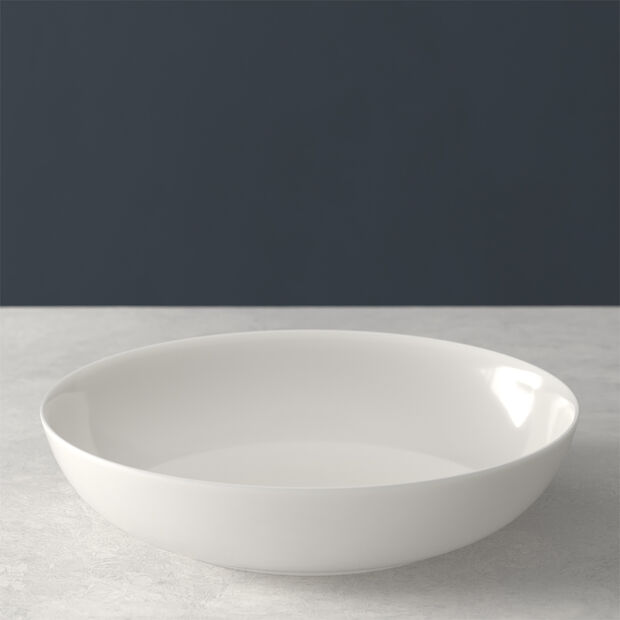 For Me Shallow Round Vegetable Bowl, , large