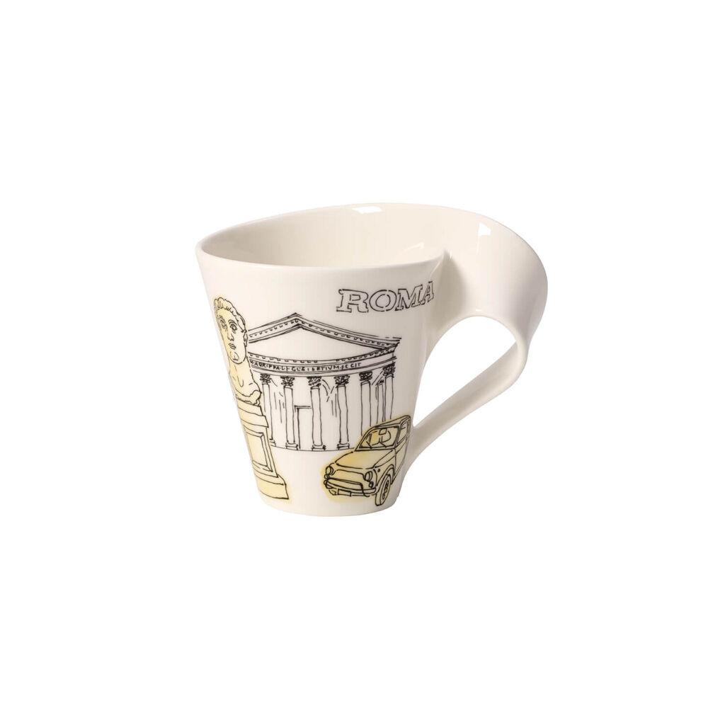 빌레로이 앤 보흐 시티 오브 더 월드 머그 Villeroy & Boch Cities of the World Mug Rome 10.1 oz