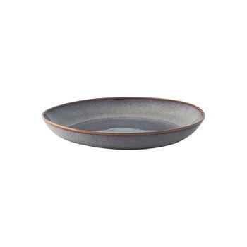 Lave Beige Flat Bowl