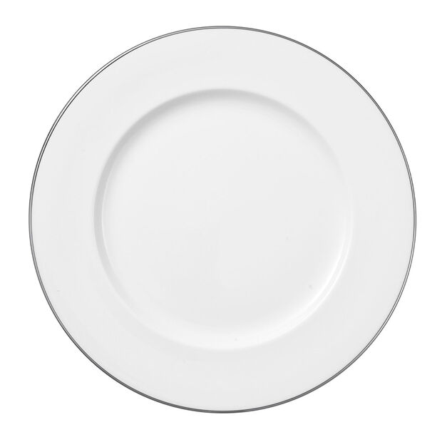 Anmut Platinum No. 1 Round Platter, , large