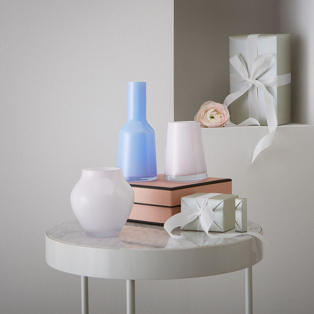 Orondo Mini Vase: Arctic Breeze, , large