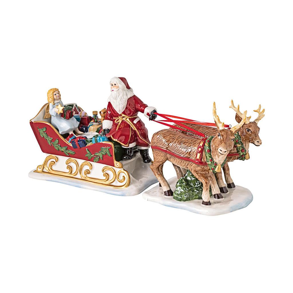 빌레로이 앤 보흐 '크리스마스 토이즈' 썰매 노스텔지아 장식품 Villeroy & Boch Christmas Toys Sleigh nostalgia