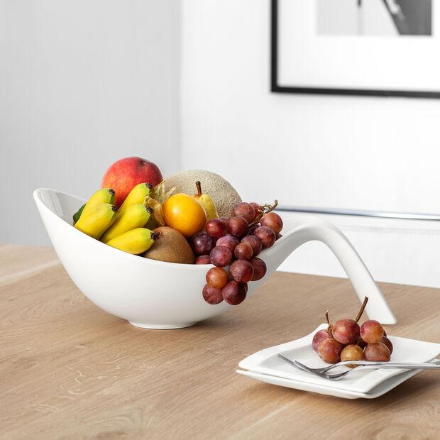 Flow Large Salad Bowl, , large