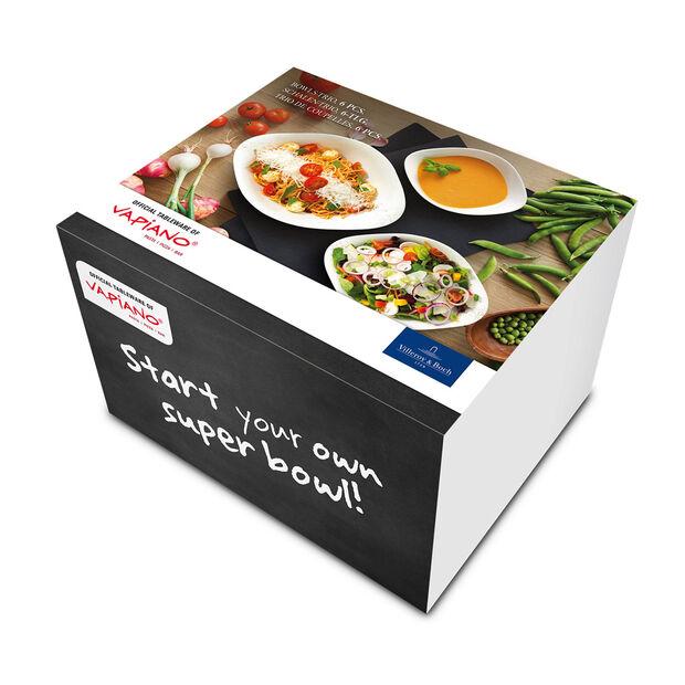 Vapiano Pasta, Salad & Soup Bowls, 2 of each, , large