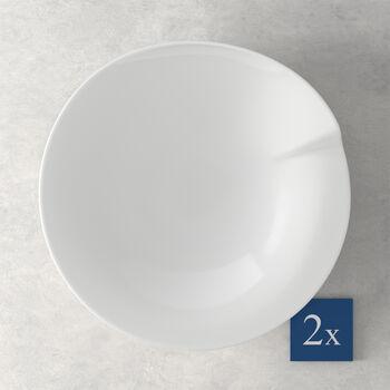 Pasta Passion Medium Pasta Plate, Set of 2