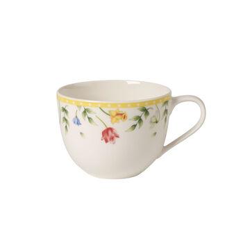 Spring Awakening Coffee Cup: Flower Meadow