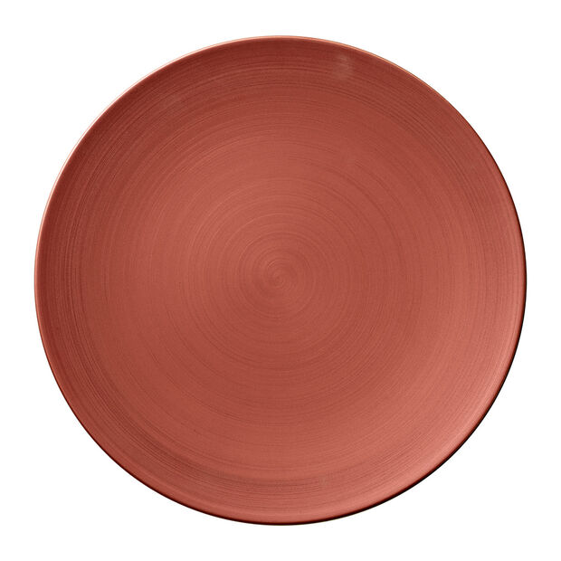 Manufacture Glow Coupe Buffet Plate, , large