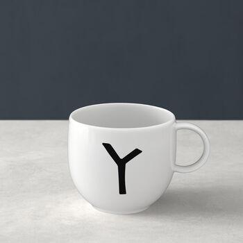 Letters Mug: Y