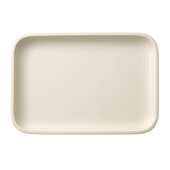 Clever Cooking Rectangle Serving Plate/Lid, Medium