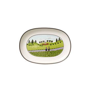 Design Naif Pickle Dish/Gravy Stand