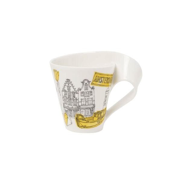 Cities of the World Mug: Amsterdam, , large