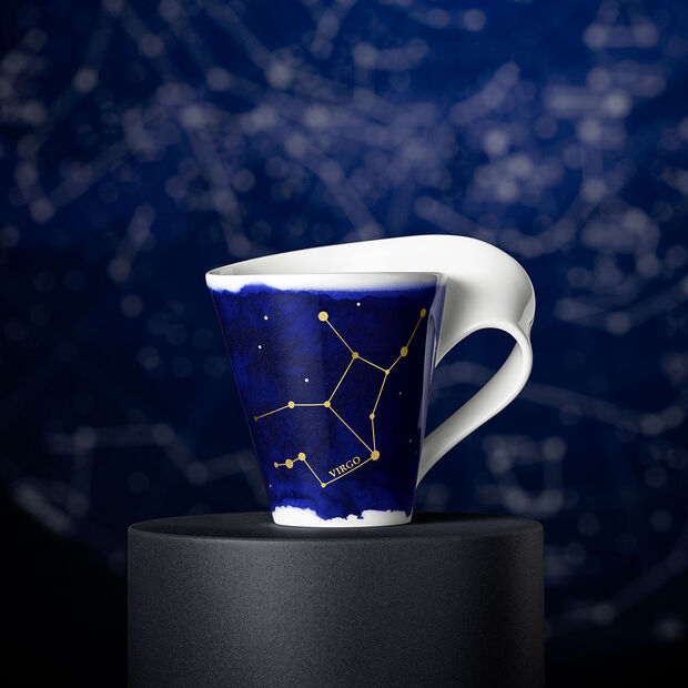 NewWave Stars Mug: Virgo, , large
